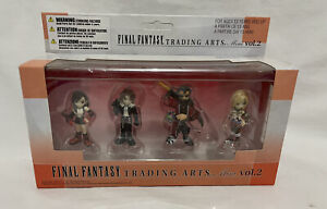 Final Fantasy Trading Arts Mini Vol 2