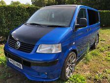 VW Transporter T5 camper van project