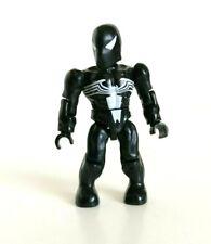Marvel Mega Bloks Mini Figure -  Black Suit Spider-Man