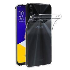 """Soft Gel Clear Transparent Shockproof Case Cover For ASUS Zenfone 5 ZE620KL 6.2"""""""