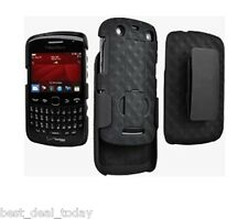 Verizon OEM Shell Holster Combo Clip Case For Blackberry Curve 9350 9360 9370