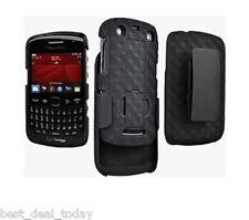 Verizon OEM Shell Holster Combo Clip Case For Blackberry Curve 9350 9360 9370