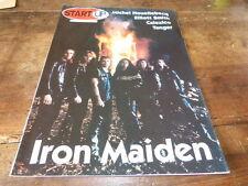 IRON MAIDEN - Magazine !!! Start Up N°52 de mai 2000 !!!