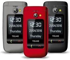 emporia TELME X200   Klapp Handy ohne Vertrag/SIMlock,  rot (Smartphone / Handy)