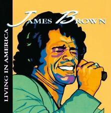 JAMES BROWN (R&B) - LIVING IN AMERICA NEW CD