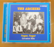 THE ARCHIES - SUGAR, SUGAR GREATEST HITS - 1997 - OTTIMO CD [AE-195]