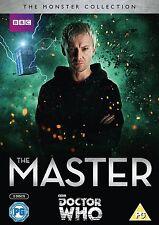 DOCTOR DR WHO - the MASTER - Terror de los Autons & End of Time - NUEVO/SELLADO