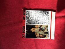 m2b ephemera 1973 small article kate williams love thy neighbour