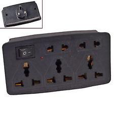 Pin Universal Adaptor Conversion Plug Multi Plug Socket Multiplug+ WRTY