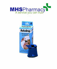 AutoDrop - Eye drop aid