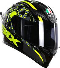 Casco helmet Integrale capacete AGV Full-Face K1 Top Flavum 46 Taglia XS