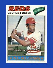 1977 Topps Set Break #347 George Foster NM-MT OR BETTER *GMCARDS*