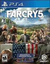 Ps4 Far Cry 5 PlayStation 4 - Standard Edition Brand New
