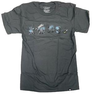 """Clash Royale """"Who Wants Pankackes?!"""" Mini P.E.K.K.A. T Shirt Tee Men's Size S"""