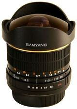 Samyang Fisheye Camera Lens