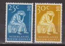 Indonesia Nederlands Nieuw Guinea New Guinea 61 - 62 MLH ong vluchtelingen 1960