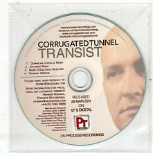 (EV64) Corrugated Tunnel, Transist - 2010 DJ CD