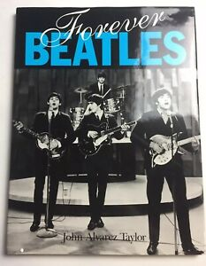 FOREVER BEATLES Taylor 1992 Photos HBDJ 64 pp Xlnt Condition