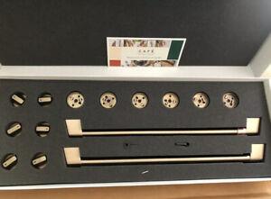 Cafe Appliances Range Accessory Kit CXFCGHKPMBZ - Brushed Bronze