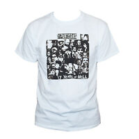 THE PARTISANS T Shirt Combat 84 Infa Riot Cockney Rejects Punk Rock Graphic Tee