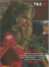 True Blood Archives - Q23 Rittenhouse Rewards Quotable Card