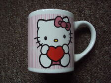 OFFICIAL HELLO KITTY CHILDS MUG VGC  FREE UK POST