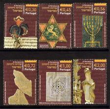 PORTUGAL MNH 2004 SG3140-3145 JEWISH HERITAGE SET OF 6