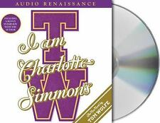 I Am Charlotte Simmons: A Novel Wolfe, Tom Audio CD