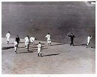 1935 Oct.4 World Series Original Baseball Wire Photo Charlie Grimm, Chicago Cubs