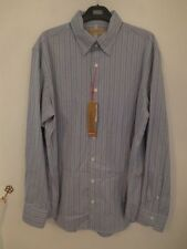 Button Cuff Dry-clean Only Long Formal Shirts for Men