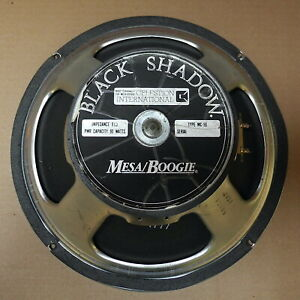 "Mesa Boogie 12"" Black Shadow Guitar Speaker! Celestion MC-90"