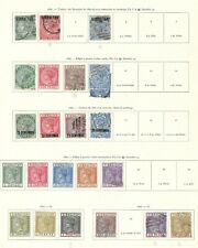 Lot:36723  GB QV  Gibraltar collection
