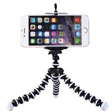 Mini Flexible Octopus Holder Tripod + Adapter for iPhone, Samsung. UK STOCK