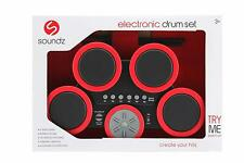 Soundz Electric Drum for Kids Tons of Various Functions & Activity New