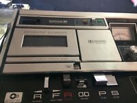 Wollensak 4766 3m cassette deck with dolby noise reduction