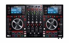 NUMARK NVMKII - 4-CH DJ CONTROLLER / SERATO / NV MK2 MKII 2- Authorized Dealer