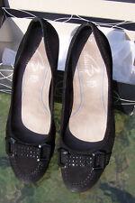 Bonita Kollektion Damenschuhe Gr. 38 schwarz 1x getragen Top inkl. Karton