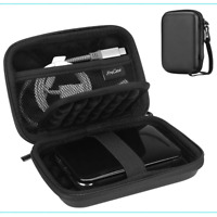 Hard Case External Drive Portable Backup Canvio Basics Western Digital Black