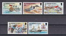 Alderney postfrisch 1991 Jahrgang