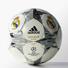Adidas UEFA FC Real Madrid Training Finale Capitano Football Soccer Ball F93390