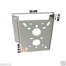 Special Design, UKEW® Outdoor PTZ Corner Pole Mount Bracket , CCTV PTZ Brackets