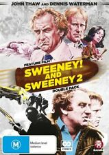 Sweeney! And Sweeney 2 (DVD, 2012, 2-Disc Set) NEW & SEALED, FREE POST