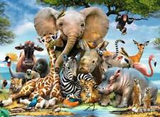 1000 Piece Jigsaw Puzzle for Adults Kids Gift - Educational Toy - Animal World