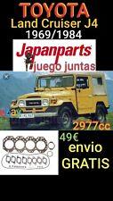 Toyota LAND CRUISER J4 2977cc JAPANPARTS KG-235 juntas culata