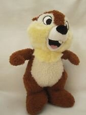 "CHIP DISNEY PARKS 12"" SOFT PLUSH TOY CHIP N DALE DISNEYLAND TOY FIGURE"