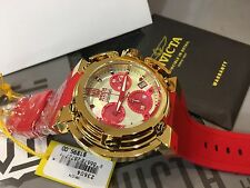 23604 Invicta Reserve 46mm JT X-Wing Limited Edition Quartz Chro Red Strap Watch