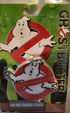 New Ghostbusters 1GB USB Eraser Combo Keychain