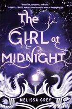 The Girl at Midnight: The Girl at Midnight by Melissa Grey (2016, Paperback)
