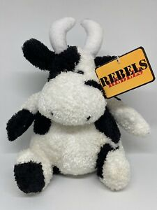 REBELS Cow 'Gracita' Plush Soft Toy 25cm Tall