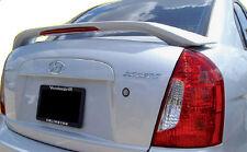 Fits 2006 - 2011 Hyundai Accent 4dr Custom Spoiler Wing Primer
